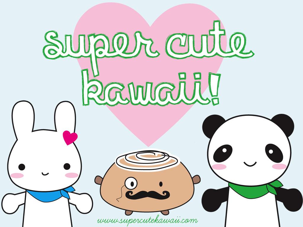 Super Cute Kawaii!! » Free Wallpapers!