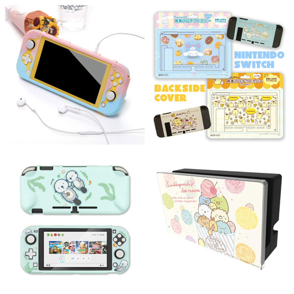 Kawaii Nintendo Switch Accessories