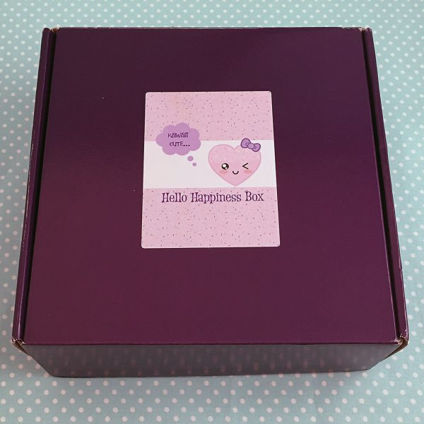 Hello Happiness Kawaii Subscription Box Review