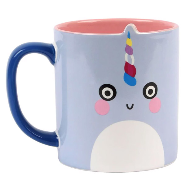 kawaii mugs narwhal