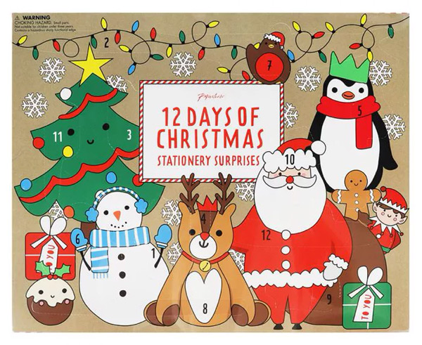Kawaii Advent Calendars - stationery