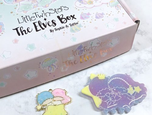 Sophie & Toffee Little Twin Stars Elves Box Review