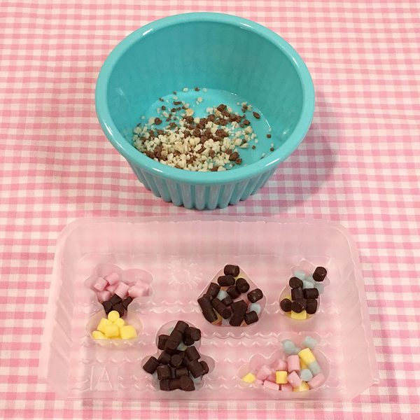 Kracie Pokotto Colorful Chocolate Candy Kit Review