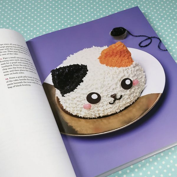 Kawaii Sweet World Cookbook Review