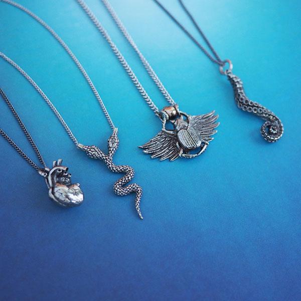 Shana Logic jewellery