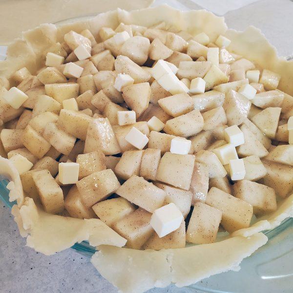 kawaii apple pie recipe
