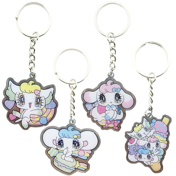 cute candy keychains