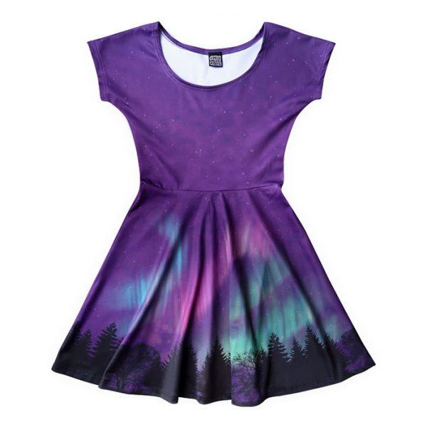 Galaxy Fashion - skater dress
