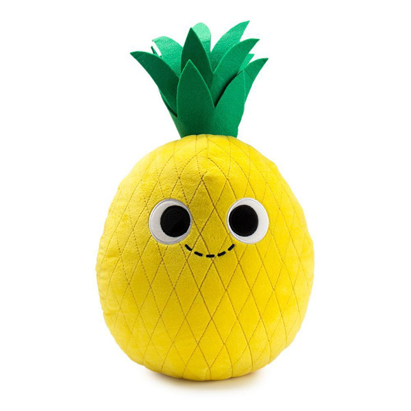 pineapple kawaii food plushies