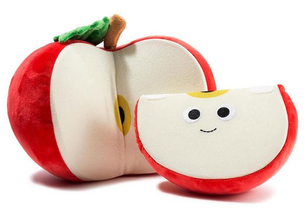 Yummy World apple kawaii plush