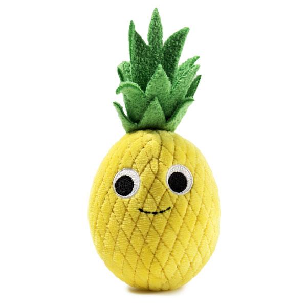 Yummy World pineapple kawaii plush