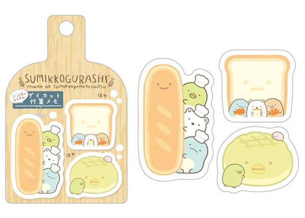 Sumikko Gurashi stationery at Cute Things From Japan