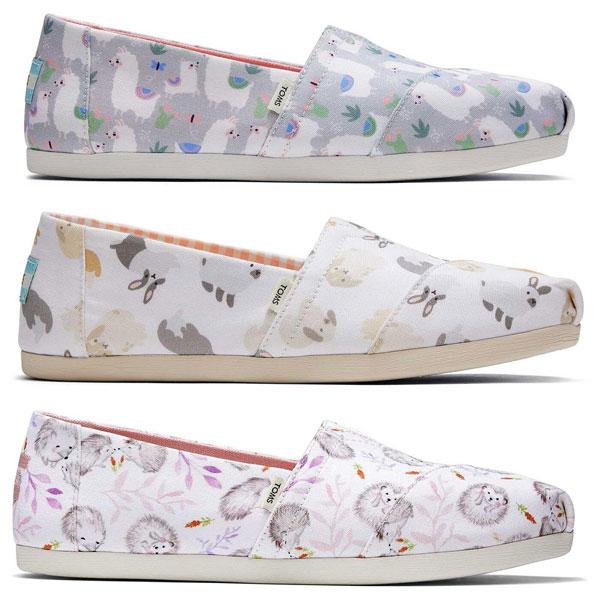 kawaii animal shoes