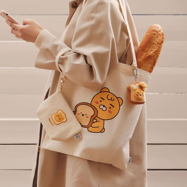 Kakao Friends kawaii bread