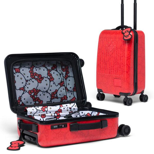 hello kitty kawaii luggage