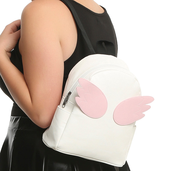 hot topic angel wings backpack