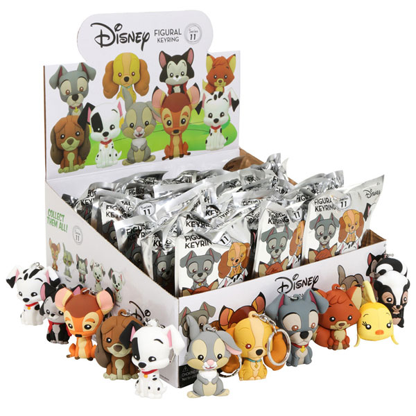 Disney kawaii keychains