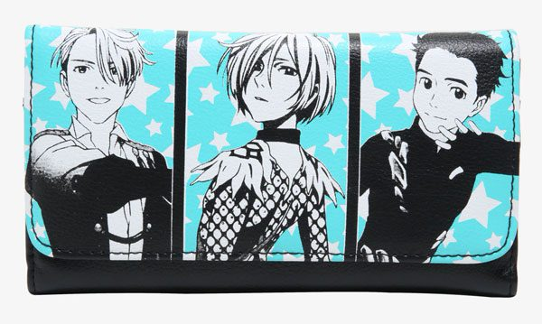 Yuri!!! on Ice wallet