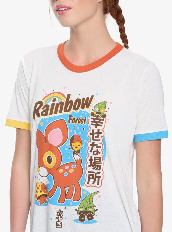 Sanrio x 64 Colors Deery Lou tshirt