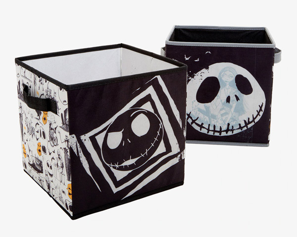 nightmare before christmas storage boxes