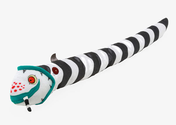 Halloween plush Beetlejuice