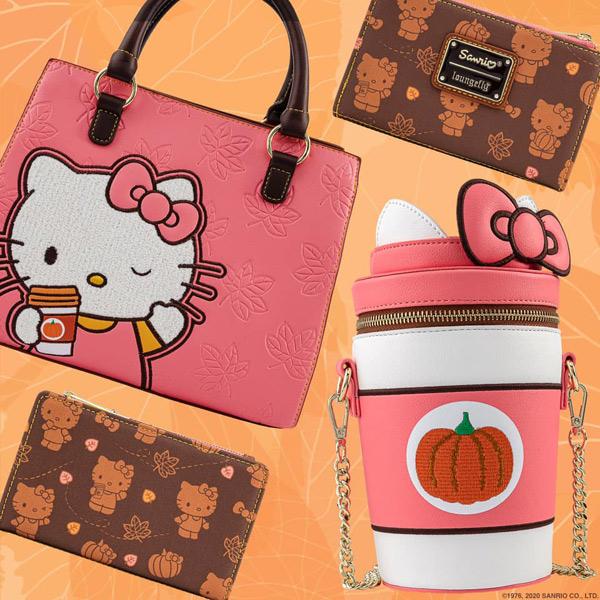 Hello Kitty Pumpkin Spice