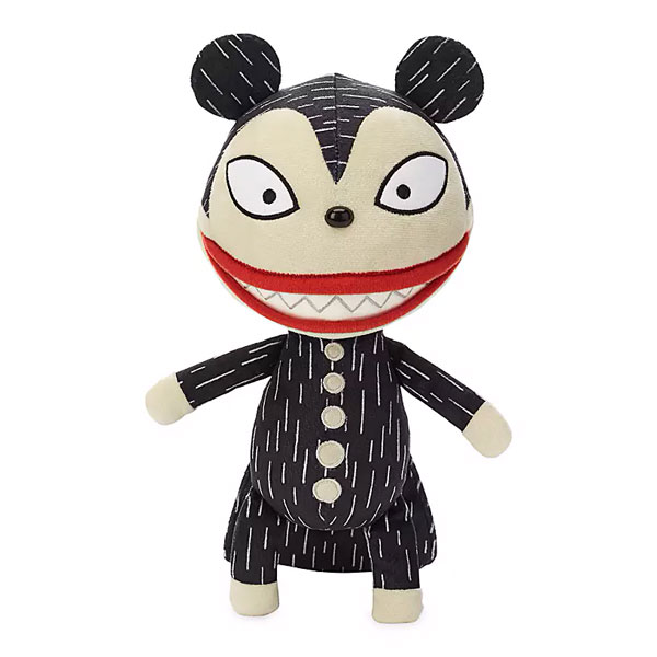 Halloween plush vampire teddy