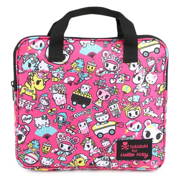 tokidoki x Hello Kitty ipad case