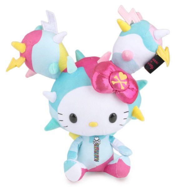tokidoki x Hello Kitty kawaii plush