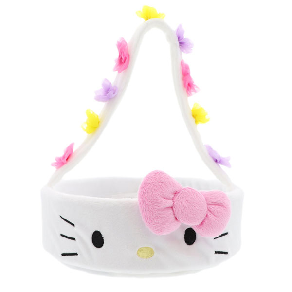 Easter at Sanrio - Hello Kitty Easter basket