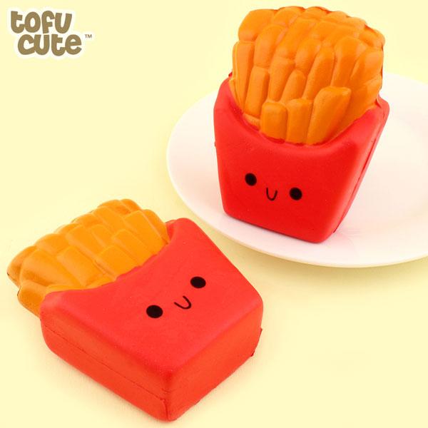 kawaii squishy fries
