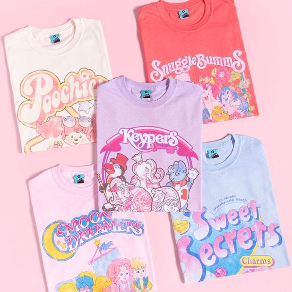 kawaii 80s tshirts