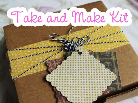 Take and Make Kit Review