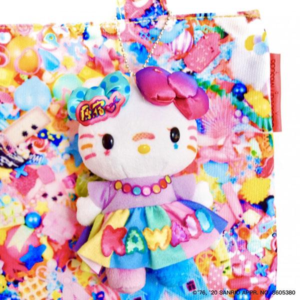 6%DOKIDOKI Hello Kitty plush