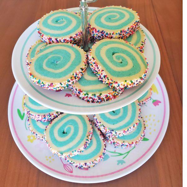 Swirled Sugar Cookies recipe