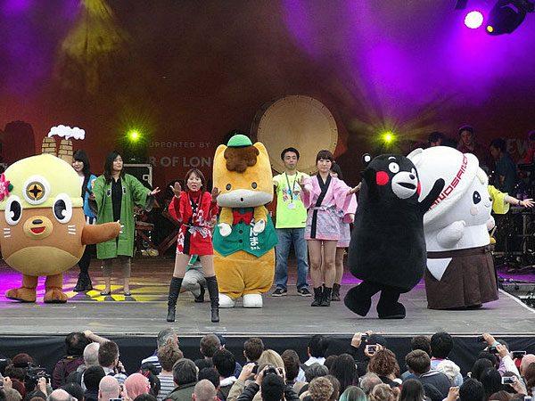 kawaii mascots