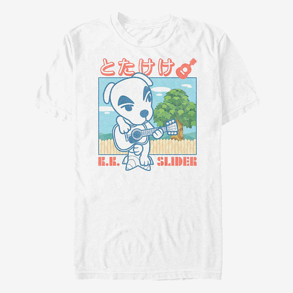 Kawaii Animal Crossing tees