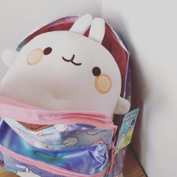 molang plush europe