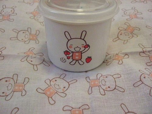 bunny tub