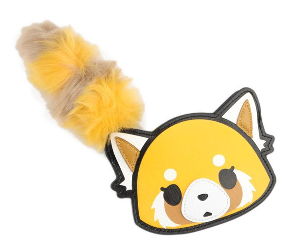 Kawaii Gift Wrapping - Aggretsuko coin purse