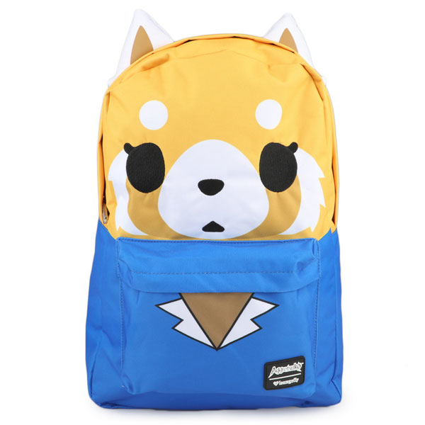 Aggretsuko kawaii backpack