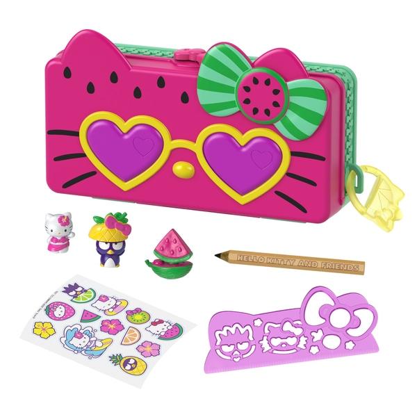 Hello Kitty kawaii stationery set