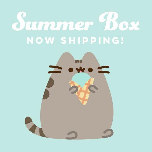 Summer 2021 Pusheen Box