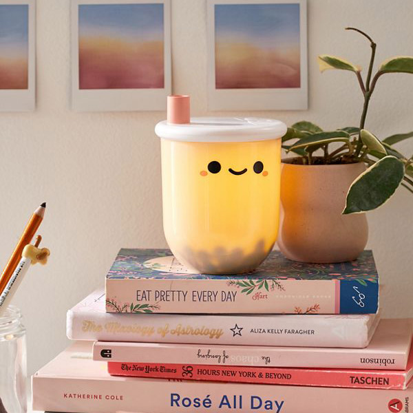 Eco Friendly Kawaii Home - bubble tea light