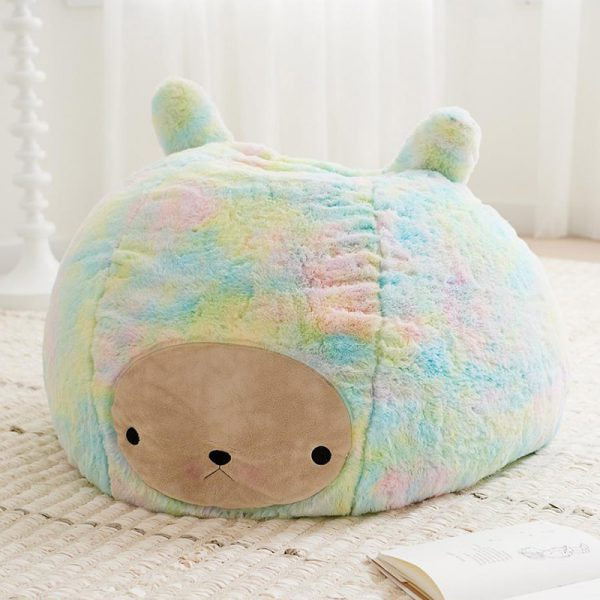 bijou kitty beanbag chair
