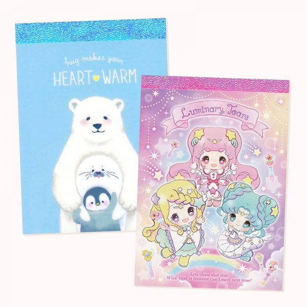 Cute Memo Sheets for Kawaii Journaling