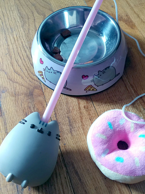 pusheen petco plush donut teaser