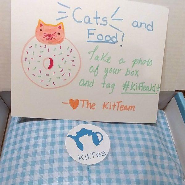 KitTea Kit Subscription Box Review