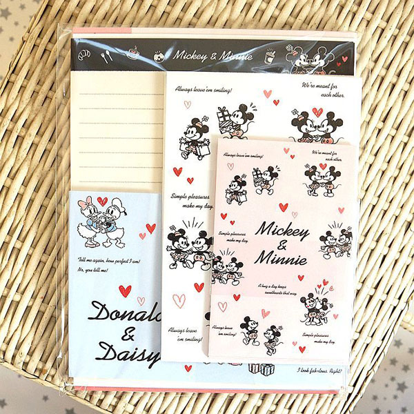 disney japan kawaii stationery