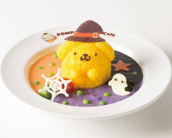 Pompompurin Character Cafes in Japan